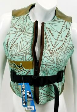 $125 Womens Jet Pilot by Body Glove LUXE Comp Vest Water Ski