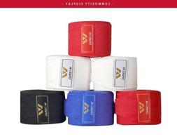 Adults Mens Womens Unisex Boxing Fists Hand Wraps Inner Glov