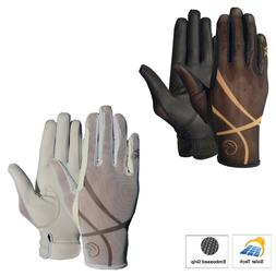 AK Summer Breathable Horse Riding Gloves & for daily use