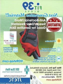 Anti Bacterial Glove for Traveling, Women MULTI COLORS AND S