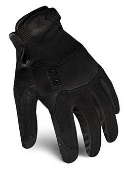 Ironclad EXOT-PBLK-22-S Womens Tactical Operator Pro Glove,