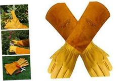 Gardens Leather Gardening Gloves for Women and Men   Thorn a