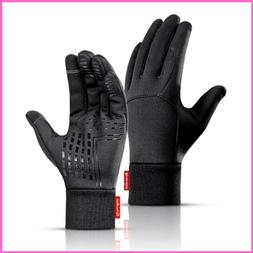 Gloves Full Finger Sports Running Gym Fitness Winter Cycling