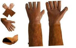 KIM YUAN Rose Pruning Gloves for Men and Women. Thorn Proof