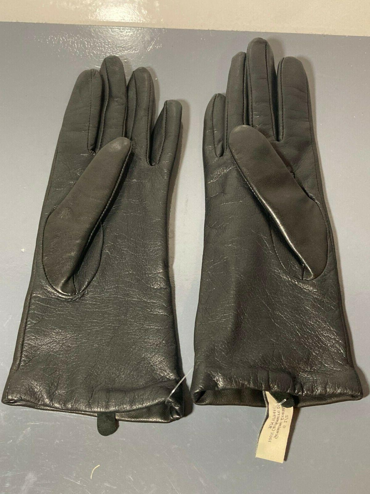 Fownes Tech Cashmere Gloves 6