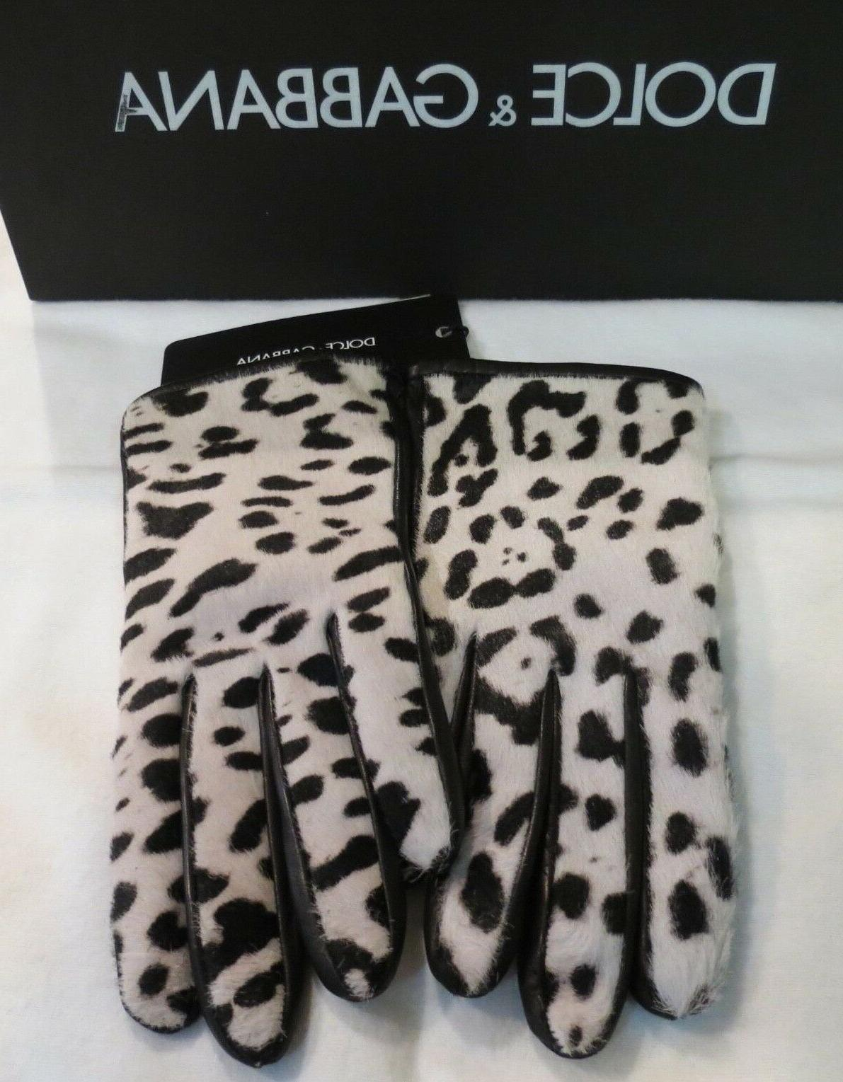 nwt authentic dolce and gabbana black