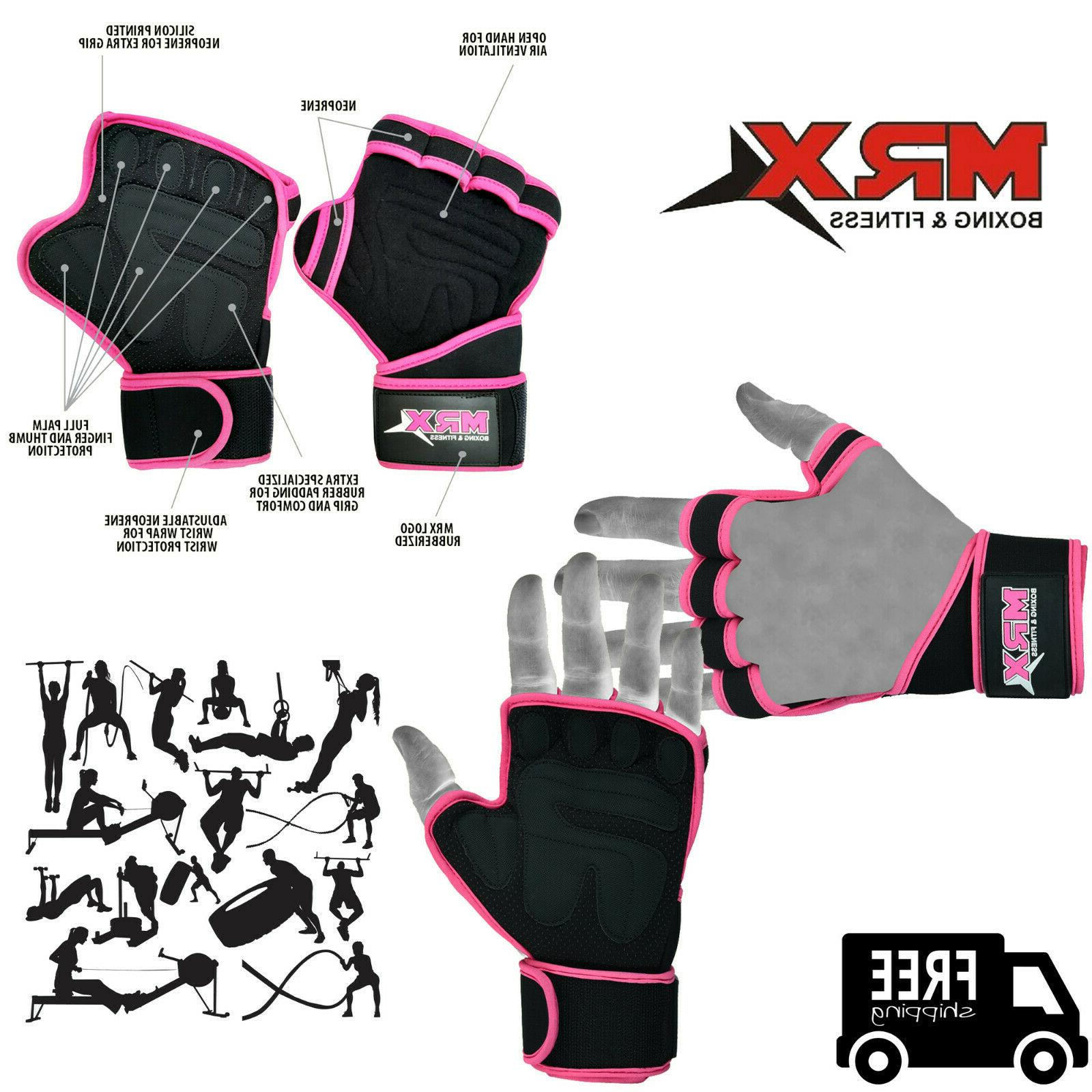 weight lifting gloves women training gym straps