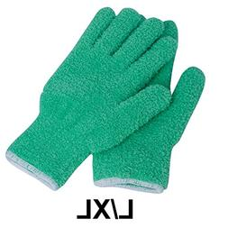 EvridWear Microfiber Auto Dusting Cleaning Gloves for Cars a