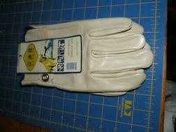 NEW WITH TAGS B & G Leather Work/Garden Gloves Gloves X LARG