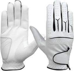 ***New***  Womens All Cabretta Leather Golf Gloves