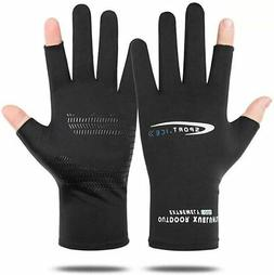 Summer Cooling Cycling Gloves Full Finger Touch Screen for W
