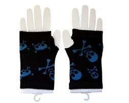 Trendy Pirate Fashion Fingerless Hand Gloves Polyester One S