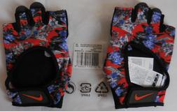 NIKE Women Printed Gym Ultimate Fitness gloves Black/Anthrac