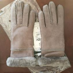 UGG  Australia women's Sheepskin Exposed SLM Gloves Large NW