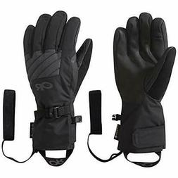 Outdoor Research Women's W's Fortress Sensor Gloves  black/s