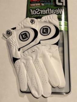 Women's FootJoy WeatherSof 2-Pack Gloves,Value Pack, Select