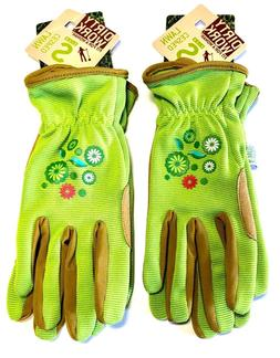 Women's Work Glove Gardening Dirty Work Synthetic Leather Pa