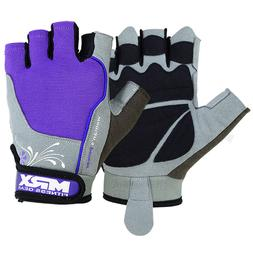 Women Weight Lifting Gloves Gym Fitness Training MRX Ladies