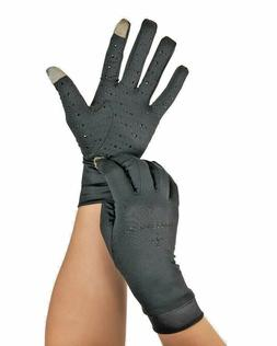Tommie Copper Womens Full Finger Support Compression Gloves