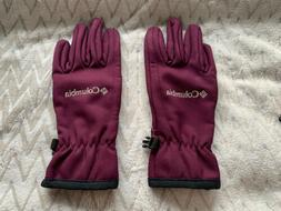 Columbia Women's Gloves Ski Snow Winter Sports - Size S
