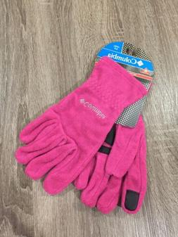 Columbia Women's Thermarator Pink Gloves , Size S
