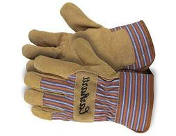 CARHARTT Womens Ultra-Soft Hands SUEDE LEATHER PALM CHORE GL